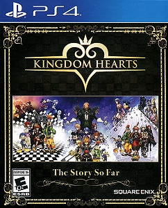 Kingdom Hearts Story So Far 1.5 + 2.5 Remix & 2.8 Final Chapter Prologue PS4