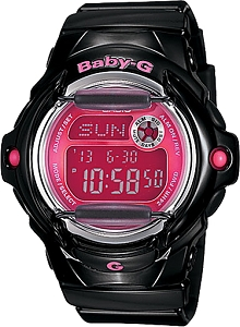 Casio Baby-G Digital Watch BG-169R-1BER