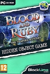 Blood and Ruby the Vampire Mystery