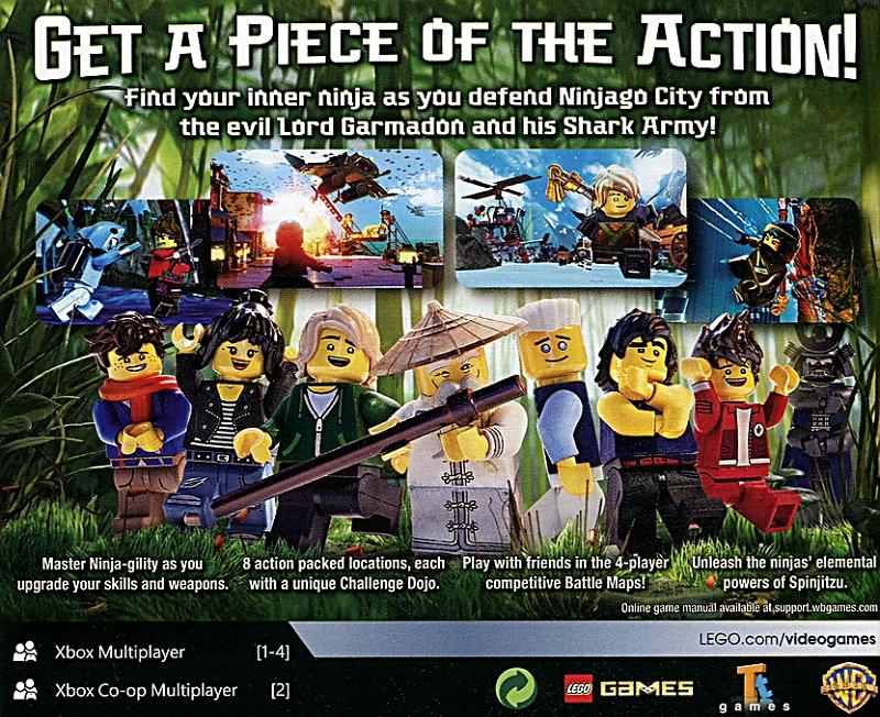 lego ninjago games xbox 360  lego ninjago movie the game