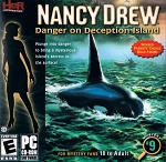 Nancy Drew Danger on Deception Island