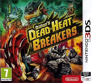 Dillon's Dead Heat Breakers 3DS