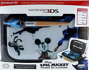 Epic Mickey Power of Illusion Universal Kit (PDP)