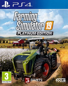 Farming Simulator 19 Platinum PS4