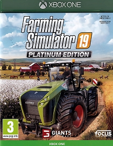 Farming Simulator 19 Platinum Xbox One