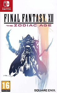 Final Fantasy XII Zodiac Age Switch