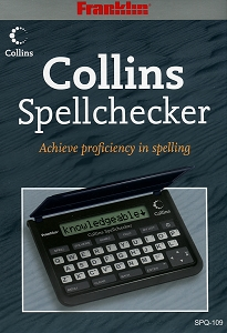 Franklin Collins Spellchecker SPQ-109