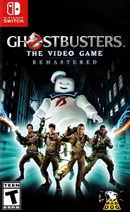 Ghostbusters Video Game Remastered Switch