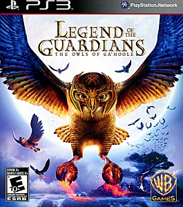 Legend of the Guardians Owls of Ga'hoole PS3