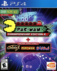 Pac Man Championship Edition 2 + Arcade Game Series PS4