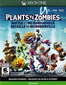 Plants vs. Zombies Battle for Neighborville Xbox One