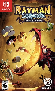 Rayman Legends Definitive Ed. Switch