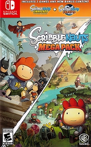 Scribblenauts Mega Pack Switch