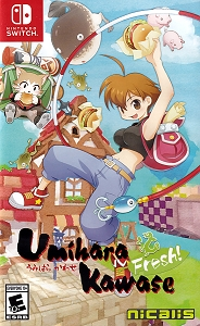 Umihara Kawase Fresh! Switch