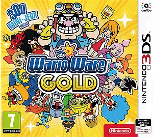 WarioWare Gold 3DS