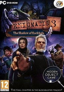 Enigmatis 3 Shadow of Karkhala Collector's Ed.