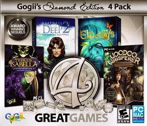4 Great Games Diamond Edition