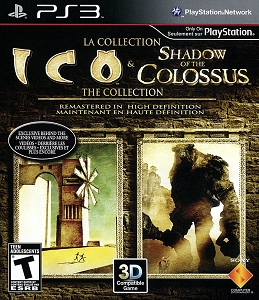 Ico & Shadow of the Colossus Collection PS3