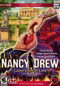 Nancy Drew Labyrinth of Lies