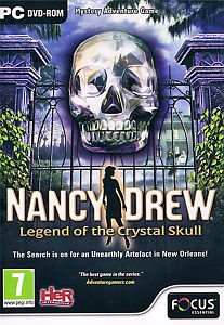 Nancy Drew Legend of the Crystal Skull