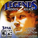 Legends 2 Hidden Relics (3 Games In 1 Pack)