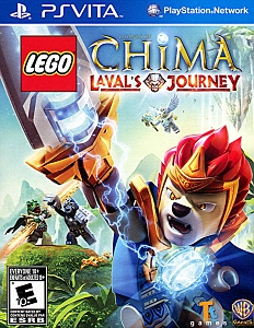 Lego Legends of Chima PSVita