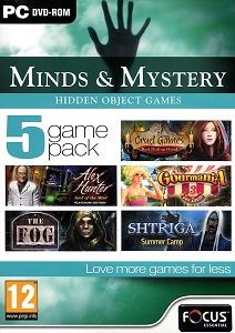 Minds & Mystery (5 Games in 1 Pack)
