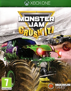 Monster Jam Crush It! Xbox One