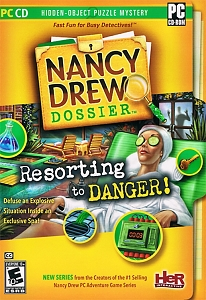 Nancy Drew Dossier Resorting to Danger!