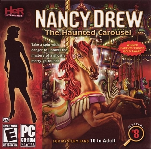 Nancy Drew The Haunted Carousel