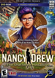 Nancy Drew The Shattered Medallion