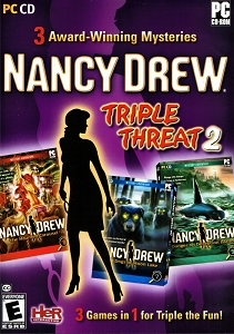 Nancy Drew Triple Threat 2