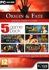 Origin & Fate (5 Games in 1 Pack)