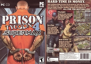 Prison Tycoon 4 Supermax