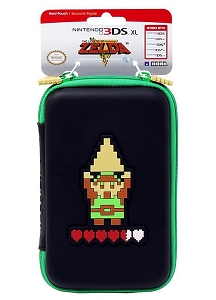 Retro Zelda Hard Pouch Hori 3DS