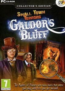 Small Town Terrors Galdor's Bluff Collector's Ed.