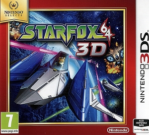 Star Fox 64 3D 3DS (Nintendo Selects)