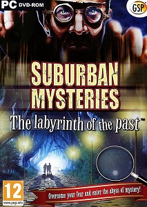 Suburban Mysteries Labyrinth of the Past