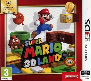Super Mario 3D Land 3DS *Nintendo Selects*