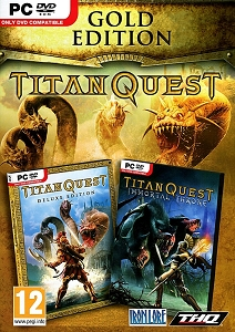 Titan Quest Gold PC