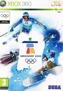 Vancouver 2010 Olympic Winter Games Official Video Game