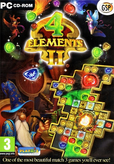 4 Elements II Cover PC