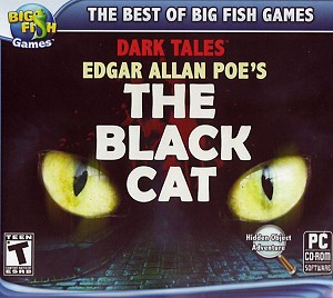 Dark Tales The Black Cat Artwork
