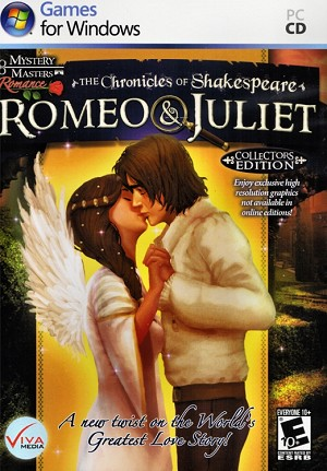 The Chronicles of Shakespeare Rome & Juliet Cover