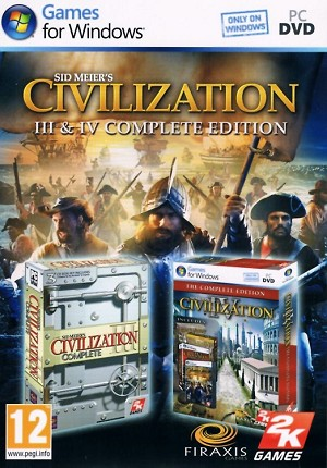Sid Meier's Civilization III & IV Complete Artwork