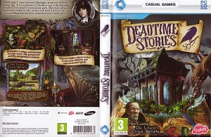 Deadtime Stories Cover Artwork