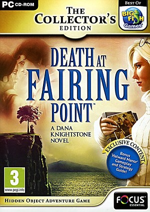 Death at Fairing Point Collector's Edition Cover Artwork