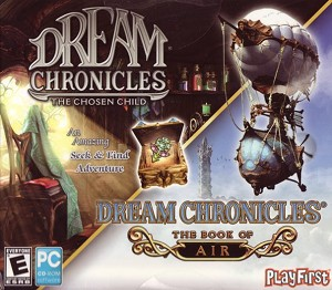 Dream Chronicles 3 & 4 Cover