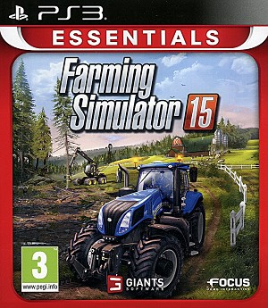 Farming Simulator 15 PS3 *PS3 Essentials*