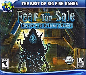 Fear for Sale Mystery of McInroy Manor